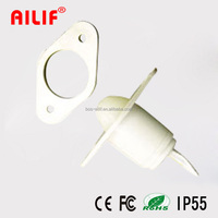 Intruder Alarm Recessed Mounted Magnetic Door Contact Manufacturers