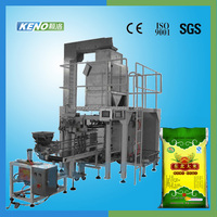 Manufacturers KENO-F50 diatomaceous earth powder packing machine