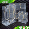 High Quality Eco-friendly Transparent Plastic Shopping Bag