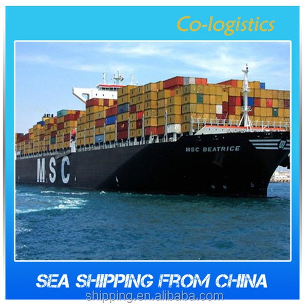 FBA sea freight from china