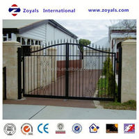 2015 The most popular gate: diplomat auto sliding gate