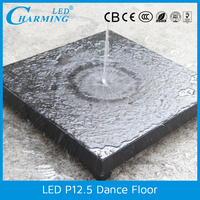 rental led stage dance floor tile lighting for nightclub