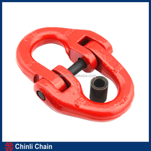 Connecting Link With Sleeve and Load Pin,Forged alloy steel G80 Hammer Lock