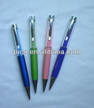 Best Selling Product Diamond Crystal Pen Promotional Crystal Ball Pen Ballpoint Pen For Man