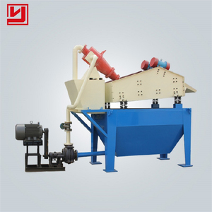 Yuhong Brand Waste sand recycling Machine River Sand Recycling Equipment