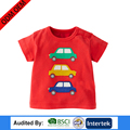 color lovely printing style baby causla wear school clothes from china oem odm factory