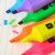 stationery scented candy color highlighter marker for drawing