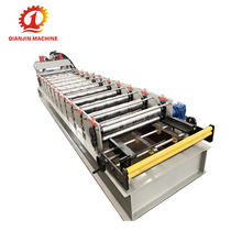 Glazed Metal Roof Tile Chrome Plating Roll Forming Machine, Glazed Tile Forming Machine With High Quality