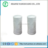 Polyester needle-felt filter bag for dust collector