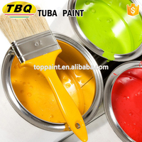 TUBA Semi Gloss Latex Paint for Exterior Wall