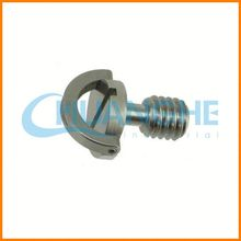 China precision lace camera rolling screws