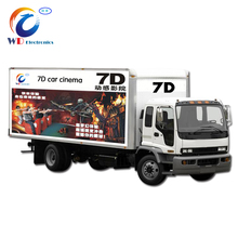 LED truck cabin 5d cinema, Wholesale Alibaba Interesting 5D Cinema System 4D 5D Movie Download