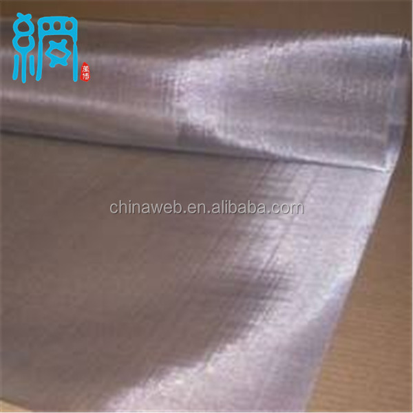 Used for filters stainless steel screen wire mesh 304 in stock