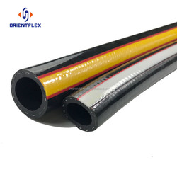 Cheap braided kink resistance family gas use cooker pvc air tube manufacturer supplier