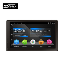 Android 6.0 Quad core double din am fm radio usb sd audio stereo multimedia