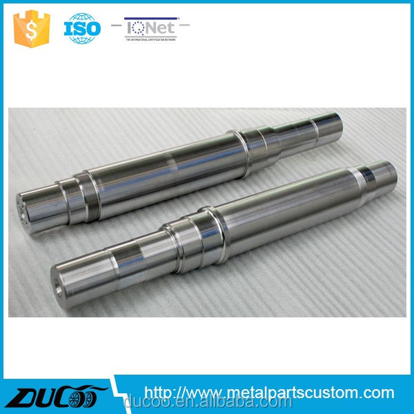 Producing worm gear shaft from mild steel shaft supplier