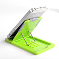 Promotional portable retractable cell phone holder for tablet pc