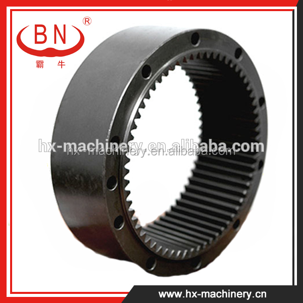 Transmission Gear Ring Apply to KOBELCO SK200-6 Excavator