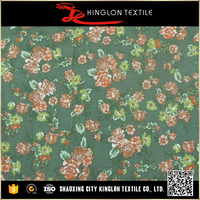 Quality-Assured Voile Cotton Printed Fabric For Children
