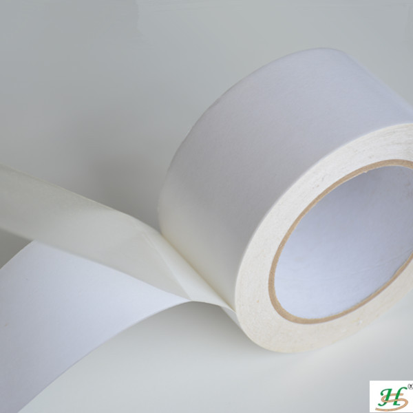 Acrylic adhesive white double sided tapes for carpet