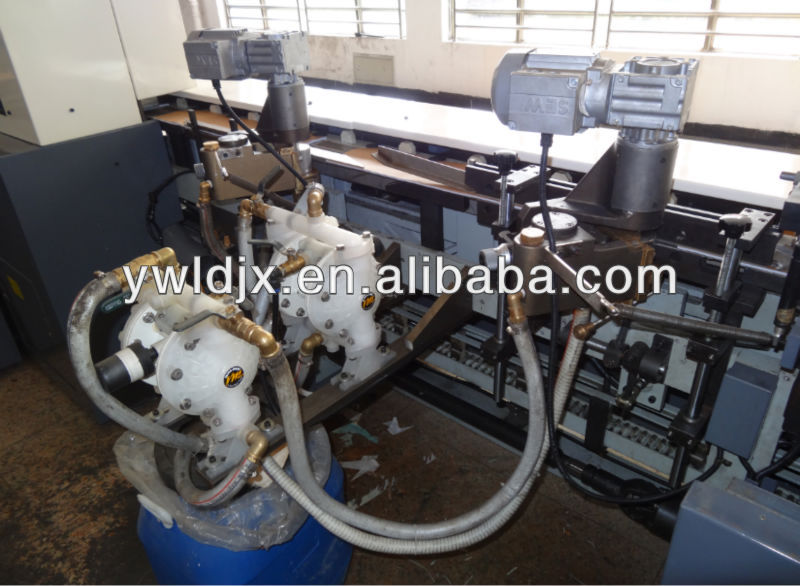Fully Automatic Pad Book Line Machine