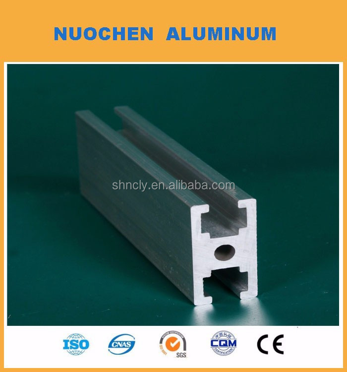 hot sale industrail aluminum profile with high quality and good price