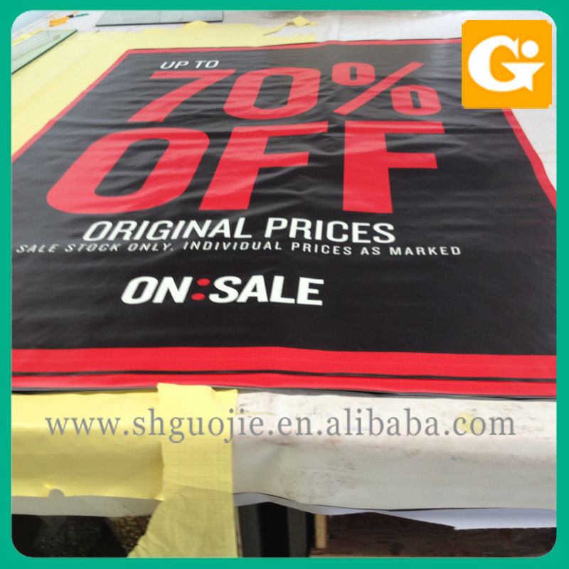 High quality indoor/outdoor silk fabric banner/advertising banner indoor banner