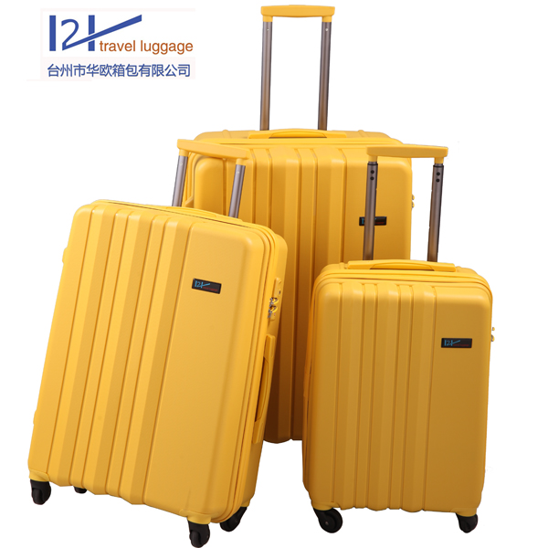 "20""/24""/28"" hot-selling pp travel luggage"