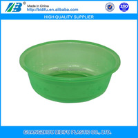 small colorful useful cheap price high quality wholesale plastic basin for washing face or hair salon