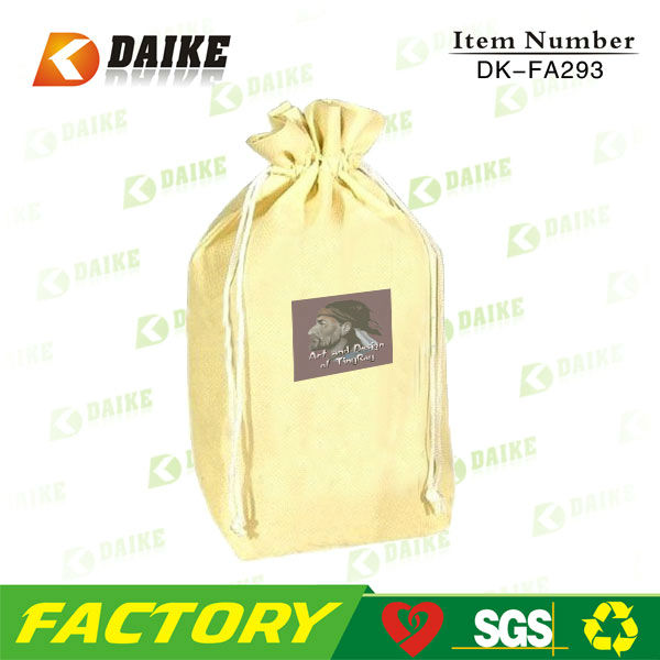 High Qualityl Cheap Cord Drawstring Pouch DK-FA293