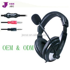 Hot Sales Portable Wired Headphone Model JEC-750