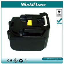 Factory~18650 Makita 14.4V 3000mAh li-ion battery,replacement power tool battery for Makita BL1430 cordless power tool/drill