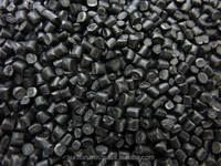 RECYCLED HDPE BLACK RESIN