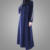 Latest Burqa Design Pictures Muslim Dress Classic Look Maxi Dresses Long Sleeve Paillette Dubai Abaya For Ladies