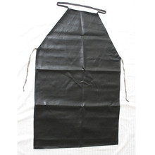 Cheap bulk wholesale custom logo promotional kitchen chef pvc apron
