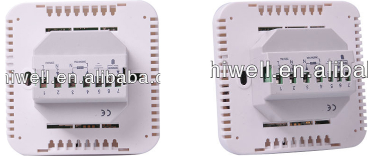 High quality anti-jamming underfloor heating hvac systems thermostat