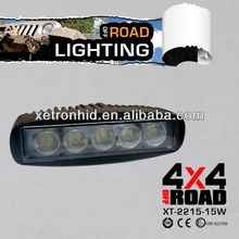 Xetron Auto Lighting 15W Aurora LED Off Road Light LED Work Lights with Best Price and Fast Shipping