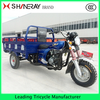 150cc Hot Sale 3 Wheel Motorized Truck Cargo Tricycle for Sale