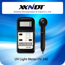 High quality Lamps Digital Lux Meter UV 340
