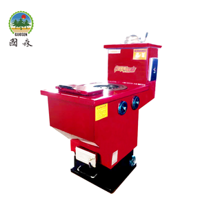 Steel Plate Wood Burning Cooking Stove With technical design