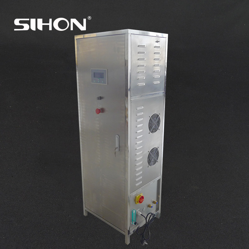 50-100g/h Sihon Ozone Sterilization Machine for Swimming Pool Disinfection