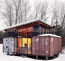 20'/40' ISO Shipping House Container