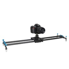 YELANGU Camera Equipment Carbon Fiber Mini Electronic Camera Slider For DSLR Camcorder