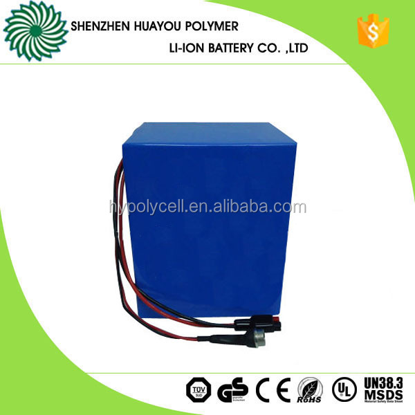 High Power Lifepo4 48v 10Ah Battery Pack with Integrated BMS for Energy Storage