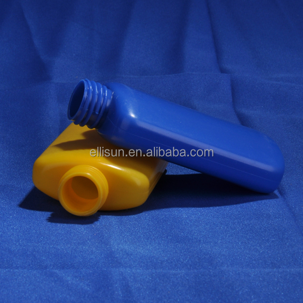 Glue bottle multi-size plastic ampoule