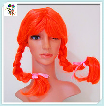 Cheap Naughty Girls Plaits Braided Synthetic Party Wigs HPC-3704