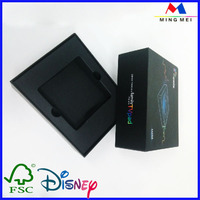 Cardboard cell phone flash box,moible phone retail box,Smart phone charging box packaging