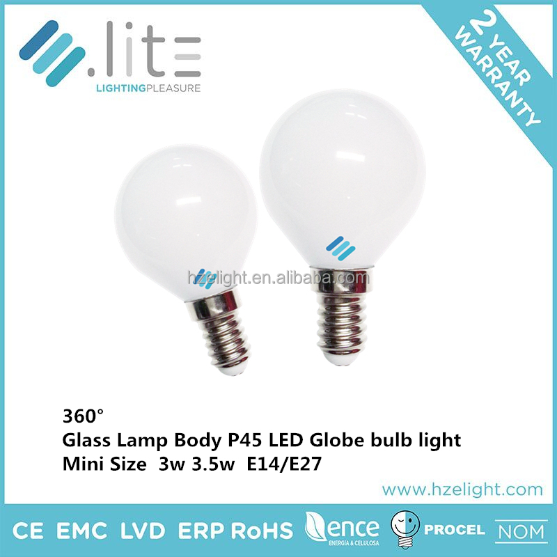 new design all glass CE Rohs certificate C35 G45 A60 e26 e27 e14 gu10 rgbw led zigbee light bulb