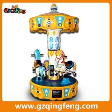 The most profit arcade cheapest playground carousel game family entertainment games