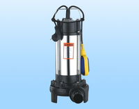 High efficient low price electric submersible sewage pump water clean pump